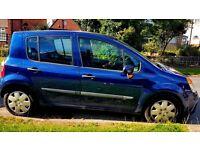 Renault Modus Expression 2005 diesel 1.4