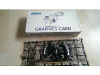 MSI Radeon HD 6850 Cyclone 1GD5 Power Edition/OC AMD Graphics Card