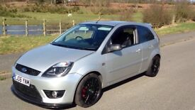 Ford Fiesta mk6 2006 modified!