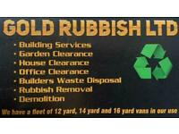 Rubbish removal - Waste Removal- Rubbish Clearance- All London 0750-800-4532