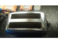 Silver Russel Hobbs Toaster