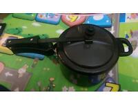 Black Prestige pressure cooker 5 ltr