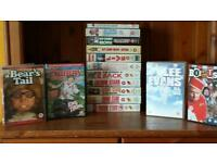 Various Artists Adult humour VHS and DVD
