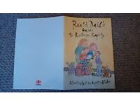Roald Dahl's Guide to Railway Safety Quentin Blake 1991 British Rail 1st edition