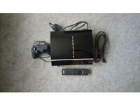 PS3, Controller and 23 Games