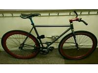 Single speed & fix bike