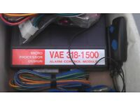 Truck Alarm VAE 318-1500, unused, with operating instructions, boxed.