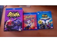 Batman 1966 TV Show Blu Ray