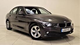BMW 3 SERIES 2.0 320D EFFICIENTDYNAMICS 4d 161 BHP + 1 OWNER + (brown) 2013
