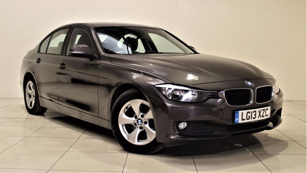 BMW 3 SERIES 2.0 320D EFFICIENTDYNAMICS 4d 161 BHP + 1 OWNER + SERVICE HISTORY (brown) 2013