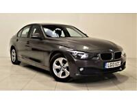 BMW 3 SERIES 2.0 320D EFFICIENTDYNAMICS 4d 161 BHP + AIR CON + (brown) 2013