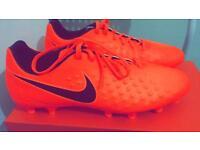 """Nike football boots """"Mangista"""" size UK9"""