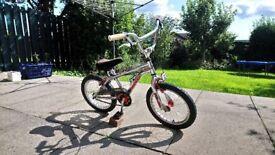 Used BMX Bicycle