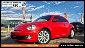 2012 Volkswagen Beetle 2.5L Highline NAV+FENDER+PUSHSTART