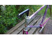 Raleigh Dyna-Tech 605 SBDU Road Bike Frame 58cm