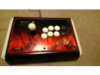 Mad Catz Street Fighter IV TE2 Round 1 Fight Stick for Xbox 360 and PC