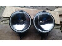 Classic Car 7inch spot lamps