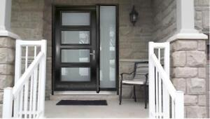 Fall Promotion - Exterior Modern Doors - Contemporary Front Doors