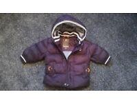 Baby coat timberland