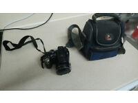 Fuji Finepix S camera