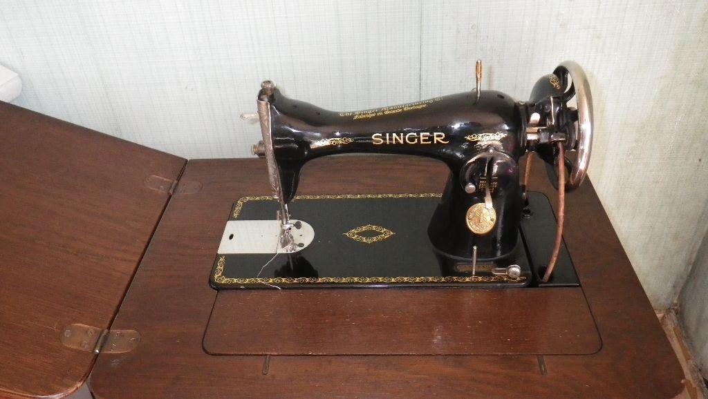 Sewing Machine Vintage Singer Sewing Machine Model 40K40 Of 40 Interesting Antique Singer Sewing Machine Cabinet Value