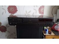 Technics sl-pg570 cd player