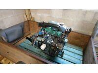 Perkins Perama M30 boat engine