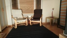 Flat/studio fully furnished - £775.00/m all inclusive