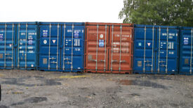 20ft x 10ft Storage Container For Hire Nottinghamshire