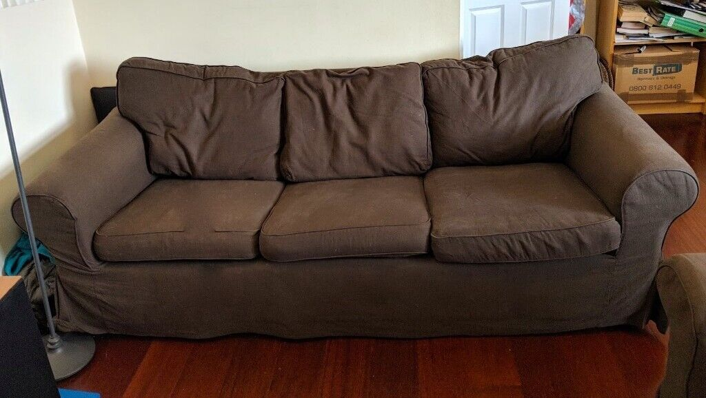 Wondrous 3 Seater Sofa Ikea In Muswell Hill London Gumtree Download Free Architecture Designs Rallybritishbridgeorg