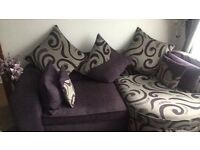 Sofa and Armchair for sale !!! EXCELLENT CONDITION ! Non smoking house