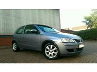 2005/05 VAUXHALL CORSA 1.2 BREEZE *3 OWNERS EXCELLENT CONDITION**