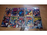 Marvel comics lot 71