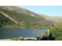 3 bedroom mid terrace house for sale in Llanberis, North Wales.