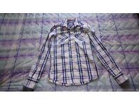 Size m Long shirt Superdry