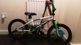 Bmx bike 18 inch