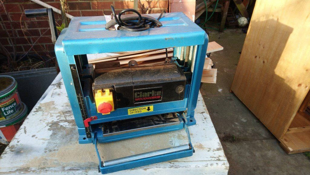 Planer, 10 inch portable thicknesser, Clarke. | in Hebburn ...