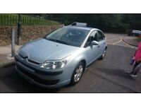 Citroen C4 Engine size 1360 very economical ideal for a new driver. The car drives very well.