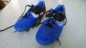 Sondico Football Boots size 1