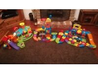 Vtech Toot Toot Garage, Construction Site, Repair Centre, Vehicles & Other