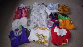Baby boy 3-6 month clothes bundle