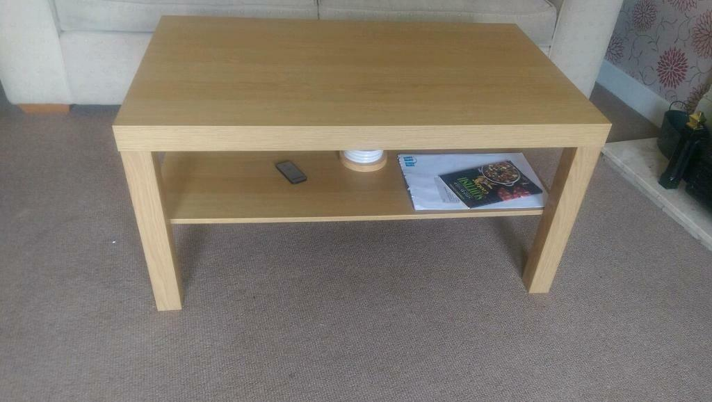 Ikea coffee table in corstorphine edinburgh gumtree for Coffee tables gumtree london
