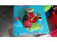 Baby bouncer ans kids toys