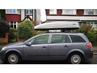 Thule Atlantis 900 roof box to rent/hire - only £8/day - largest roof box available