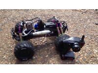 R/C Nitro Car for sale  London