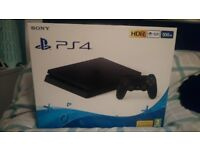 PlayStation 4 Brand New in Box