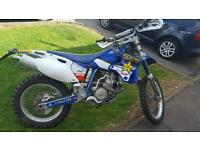 YZF 426 2002 FOR SALE OR SWAP