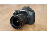 Canon 5Ds w/Battery Grip