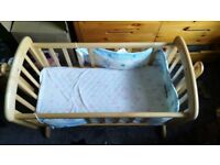 baby crib. good condition. Lewisham
