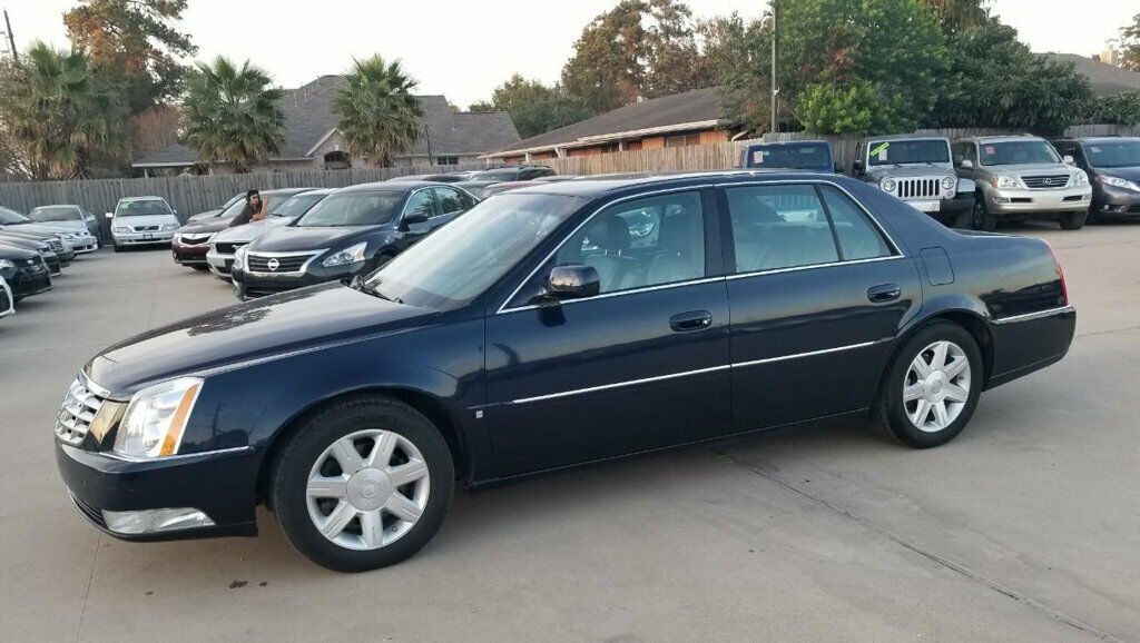 2006 Cadillac DTS  63207 Miles Blue Chip Sedan 4.6L 8 CYLINDER Automatic